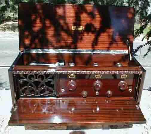 1925 Freshmen Masterpiece trf radio